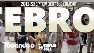 SOC with ALEX MORPH (DE) & TUCANDEO (IRL) @ CINEMA HALL, BUDAPEST - 2012.09.15. SZOMBAT /TEASER/ Thumbnail