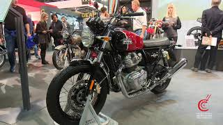 EICMA 2018 - Stand Royal Enfield