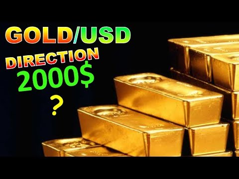 GOLD 2000$  EN VUEEE !? OR analyse technique crypto monnaie btc