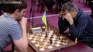 Grischuk-Ivanchuk, World Blitz Championship 2012