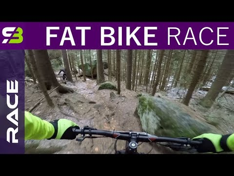 Full Race. Fat Bike Winter Race 2018.