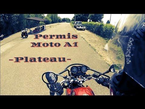 yamaniak mon permis moto a1 125cm3 plateau 2015 youtube. Black Bedroom Furniture Sets. Home Design Ideas