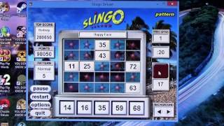 Slingo Deluxe Aired: March 18th, 2015