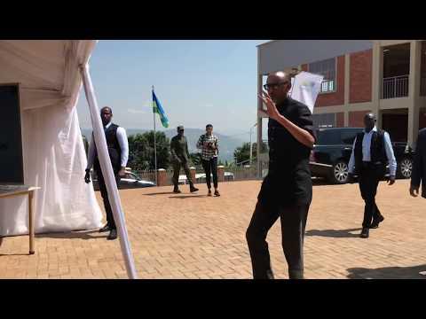 #Kwibohora25: President Kagame inaugurates Karama Model Village
