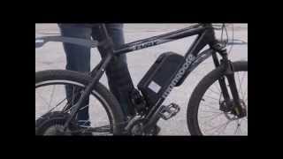 Электровелосипед 500w - тест-драйв в Тольятти