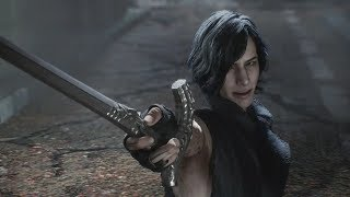 Devil May Cry 5 -  Cameo Mode Quasi-Co-Op Gameplay in Action Part 3  (PS4, Xbox One, PC)
