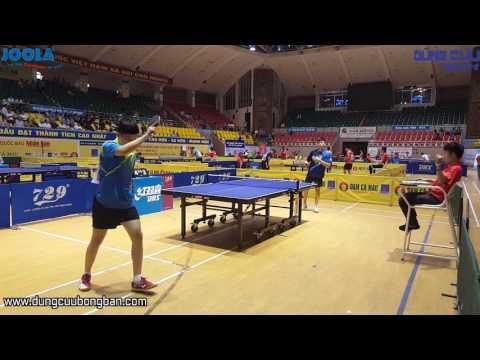 Thức T&T vs Nguyễn Phương Anh ( Đà Nẵng ) - Vòng 32 Giải Bóng Bàn Toàn Quốc Báo Nhân Dân 2017