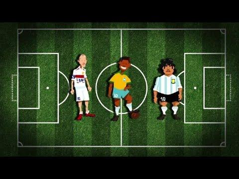 Sistemas de juego en fútbol