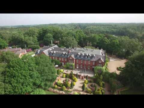 A tour of the grounds of Nunsmere Hall Hotel