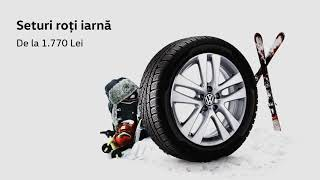 Ofertă Accesorii Toamnă-Iarnă - VW