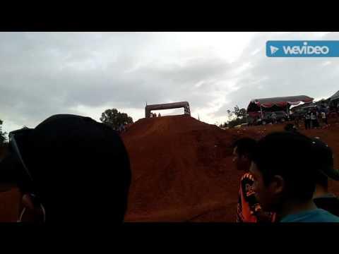 Motocross malili lutim