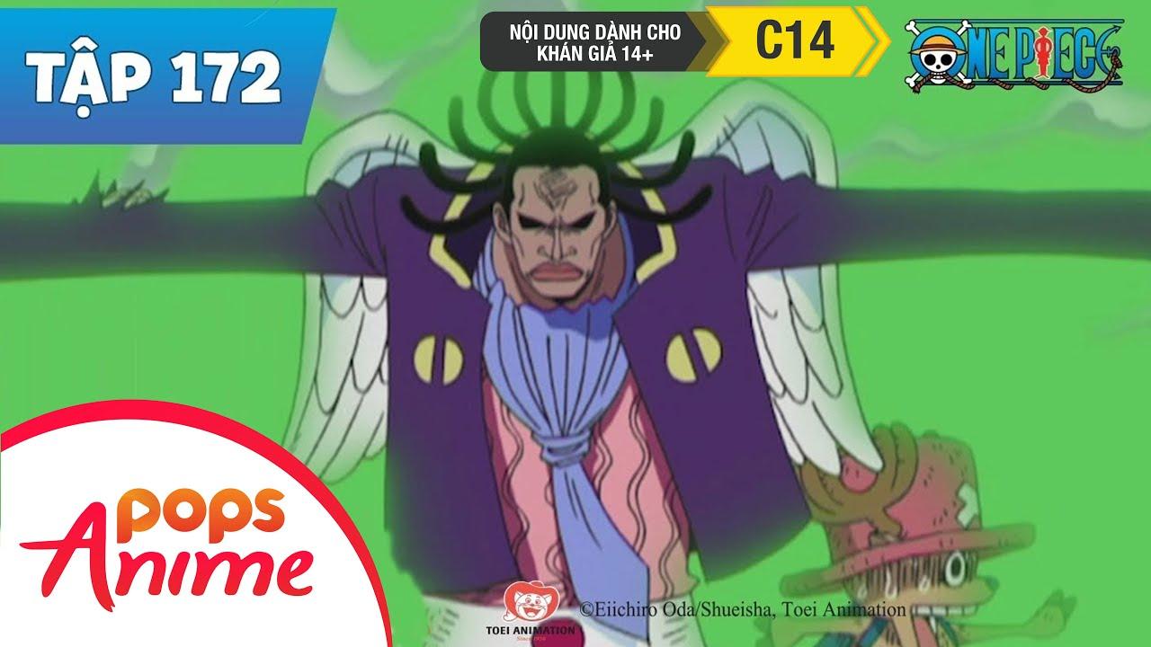 One Piece Tập 172 – Thử Thách Đầm Lầy – Chopper Và Gedatsu – Phim Hoạt Hình