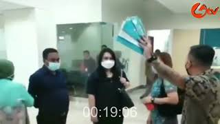 Dana Deposito Di Bank Plat Merah Hilang 20 Miliar @LIPUTAN4 TV