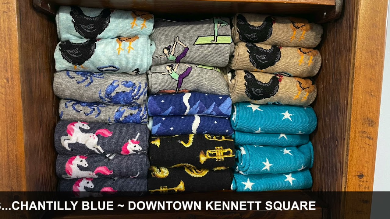 Best Shopping in Kennett Square, PA Chantilly Blue