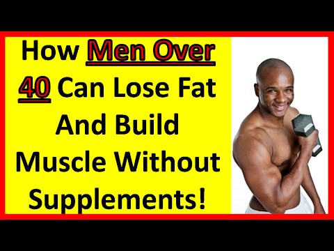 how to lose fat and build muscle in 1 month