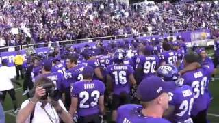 TCU Horned Frogs win 2009 Mountain West Conference Championship