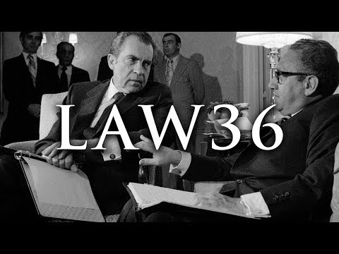 LAW 36 DISDAIN THINGS YOU CANNOT HAVE | 48 LAWS OF POWER VISUAL BOOK SUMMARY (ROBERT GREENE)