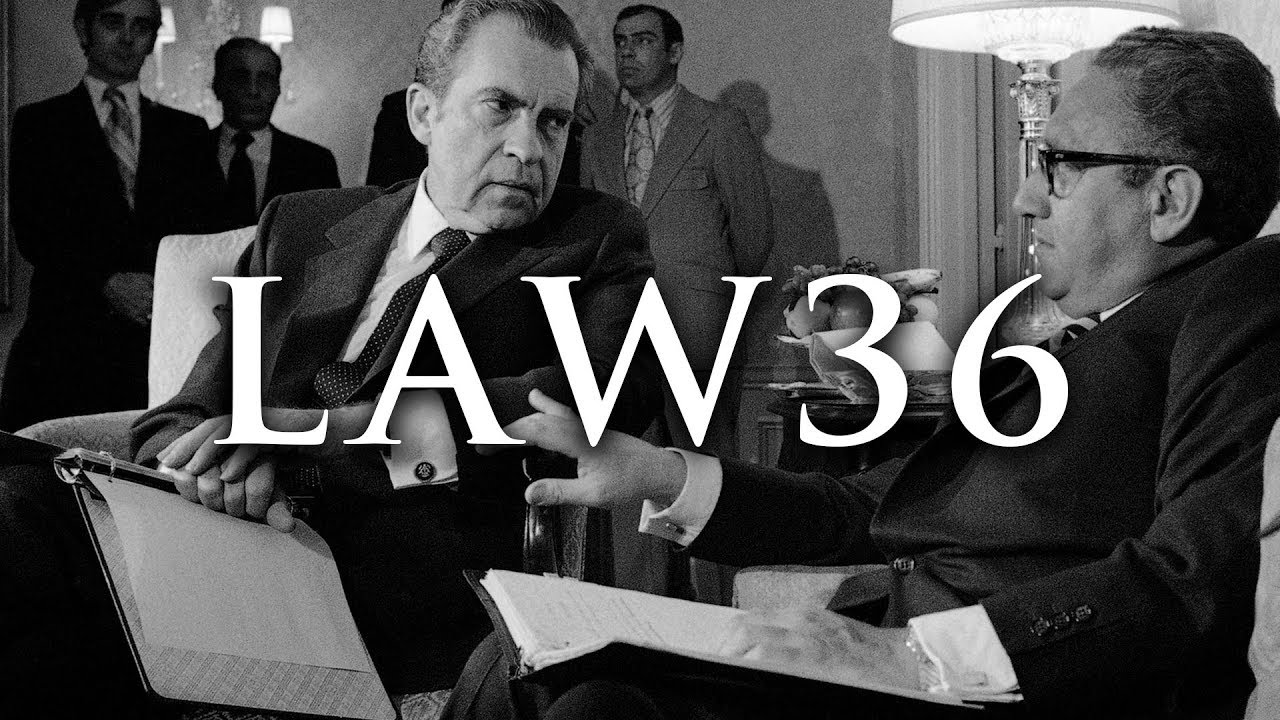 Download LAW 36 DISDAIN THINGS YOU CANNOT HAVE   48 LAWS OF POWER VISUAL BOOK SUMMARY (ROBERT GREENE)
