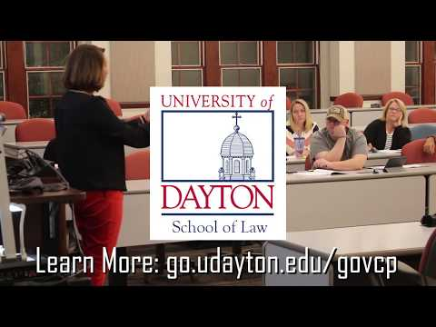 UD Law: Masters In Government Contracting