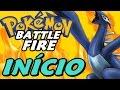 Pokémon Battle Fire (Hack Rom) - O Início