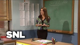 Gilly: Sex Ed Class with Sofia Vergara - SNL