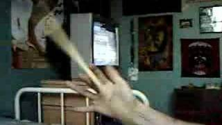 Pen - Drum Stick Spinning Tricks !