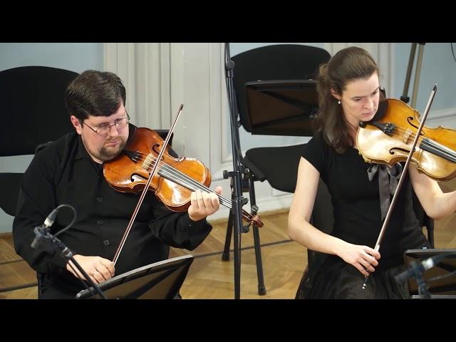 A. Pärt (b. 1935). Summa (1991) | А. Пярт (р. 1935). Summa (версия для cтрунного оркестра, 1991)