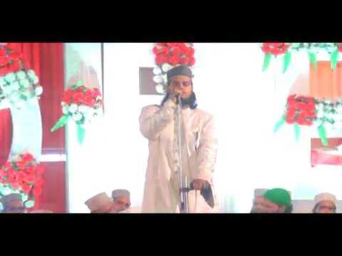 Jasha-e-shahid-e-aazam conference Nizamat by shaik maqdoom jamali Ashrafi Sahab (Rno.28)