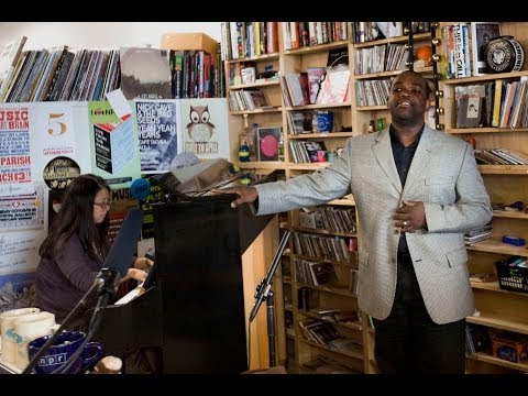 Lawrence Brownlee: NPR Music Tiny Desk Concert