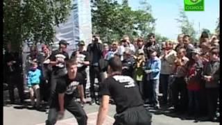 """Исторический урок-игра """"Святая Русь"""", объединил"""