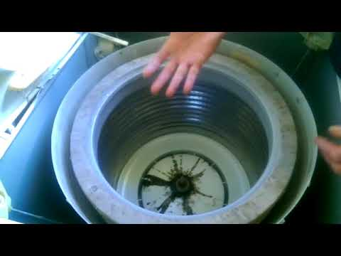 How To Service/Clean A Smartdrive Washer OR Out Of Balance Of Fisher And Paykel Smartdrive