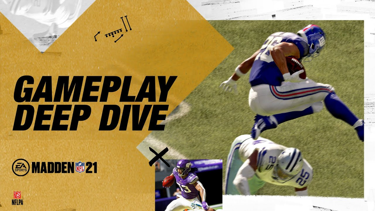 Madden 21 | Official Gameplay Deep Dive | PS4, Xbox One, PC