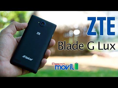 ZTE Blade G Lux - Unboxing en Español