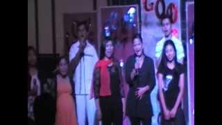 GTUC LOVE CONCERT - CHOIR - Papuri Classics -