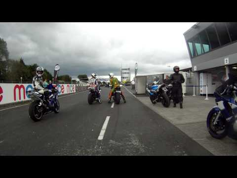 Peter Hickman on board following William Dunlop & Glenn Irwin Mondello Park MCE track day