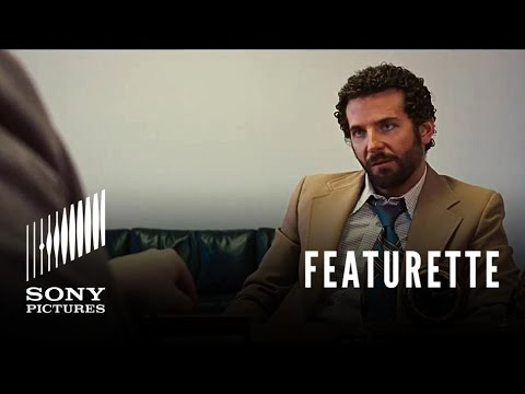 American Hustle: Bradley Cooper Featurette