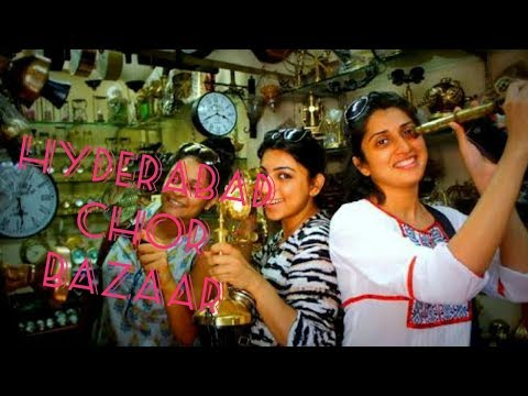 jumme raat bazaar // Vlog famous bazaar in hyderabad // low cost items