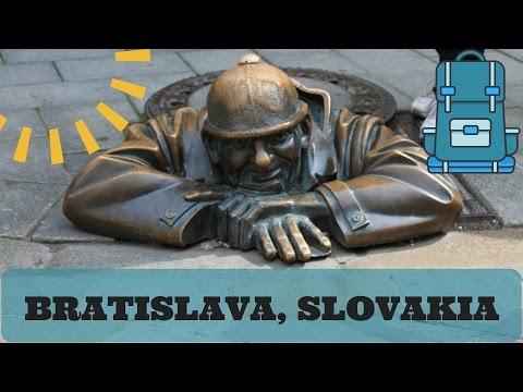 Bratislava!: Backpacking Europe