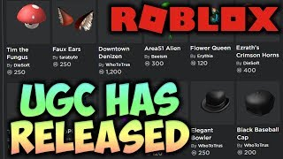 My Thoughts on the ROBLOX UGC Catalog