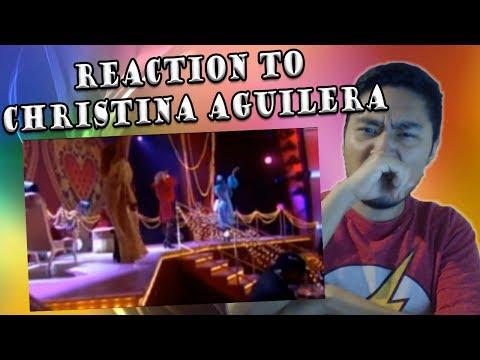 Christina Aguilera Live at Grammy's - Lady Marmalade (REACTION)