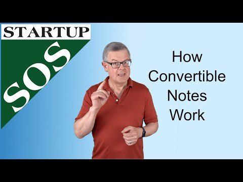 Convertible Note Terms: How Convertible Notes Work
