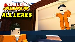 Roblox Jailbreak ALL WINTER UPDATE LEAKS!! McLaren, ATVs, Trains, and More!