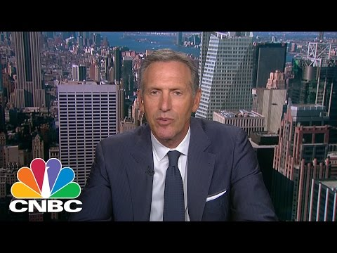 Starbucks CEO Howard Schultz: Brewing Innovation | Mad Money | CNBC