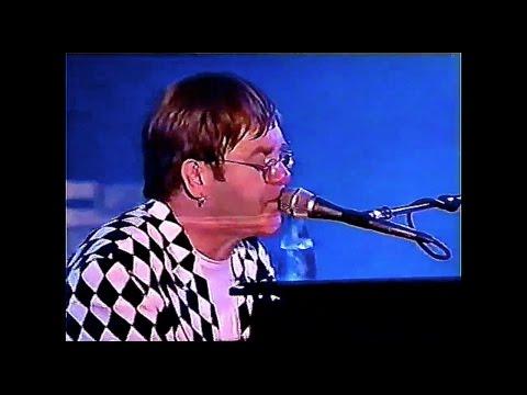 Elton John - Simple Life (Live in Rio de Janeiro, Brazil 1995) HD