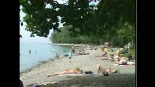 Camping am Bodensee Campingplatz Gohren bei Kressbronn
