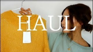 HAUL - TOPSHOP, MANGO, MISSGUIDED, & OTHER STORIES