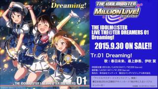 THE IDOLM@STER LIVE THE@TER DREAMERS 01 Dreaming!!