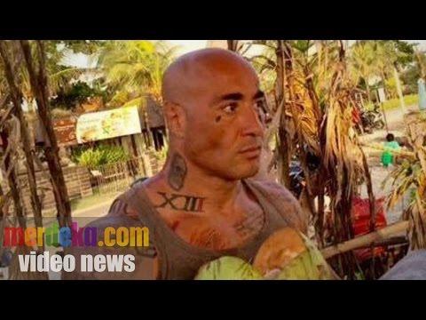 Ini kehidupan keras Amokrane Sabet sebelum bikin ulah di Bali