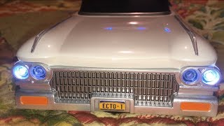 Ghost Busters ECTO 1 1959 Cadillac Miller Meteor ambulance RC CAR REVIEW