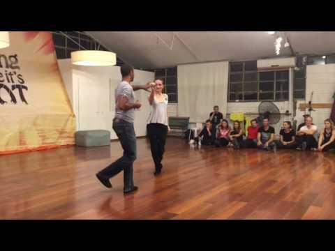 Swing It Like It's Hot 21.7.2017 pro show Browly Adjavon & Irina Puzanova